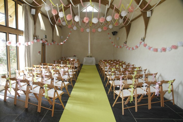 Now In Its Sixth Year The Oak Barn Is A Stunning Wedding Venue Set Heart Of Rural Devon It Features Three Converted Historic Barns And An